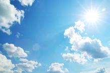 Фотообои 1-049 Небо, Облака