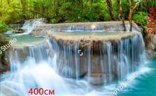 Фотообои Панорама водопад 1219683721