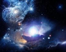Фотообои 2-035 Космос