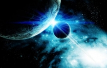 Фотообои 2-038 Космос