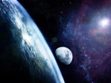 Фотообои 2-040 Космос