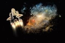 Фотообои 2-062 Космос