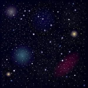 Фотообои 2-076 Космос