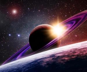 Фотообои 2-078 Космос