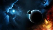 Фотообои 2-084 Космос