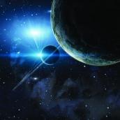 Фотообои 2-086 Космос