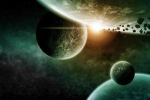Фотообои 2-097 Космос