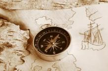 Фотообои Старинные карты 8-042