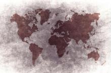 Фотообои Старинные карты 8-050