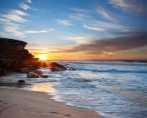 Фотообои 9-046 Море, Пляж